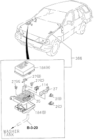 fuse box parts electronicswiring diagram 1997 honda passport 4 door lx 4x2 v6 ka 4at fuse box engine