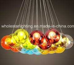 china modern colorful glass chandelier lamp whg 916 china pendant lamp chandelier