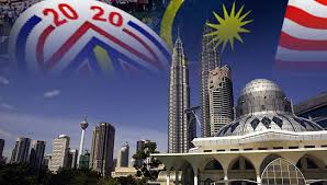 malays blamed for dimming of vision today