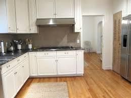 modern white kitchens with dark wood floors. Contemporary Kitchens White Cabinets Dark Floors Kitchen Color With Wood  Granite With Modern White Kitchens Dark Wood Floors