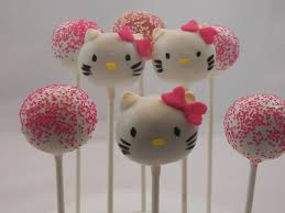 Hello Kitty Surprize B Day Party In Lake Geneva Wi Chicago Cake Pops