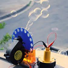 introduction bubble machine