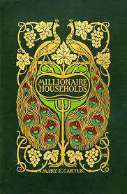 millionaire households and their domestic economy 1903 more art nouveau cover
