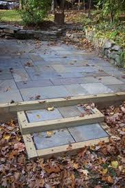 Square flagstone patio Stepping Stone John Ziegler Landscaping Flagstone Patio And Steps Garden Steps Garden Paths Patio Pictures Pinterest 13 Best Squarecut Flagstone Patios Images Flagstone Patio Stone