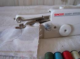 Handheld Sewing Machine For Canvas