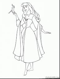 Small Picture Astonishing disney sleeping beauty coloring pages with aurora