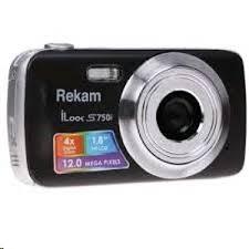 <b>Фотоаппарат Rekam iLook S750i</b> Black