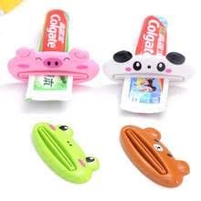Best value Squeezing Dispenser Rolling <b>Tube Toothpaste Squeezer</b> ...