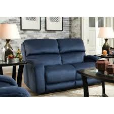 blue reclining sofa navy blue reclining sofa house furniture ideas light blue leather reclining sofa