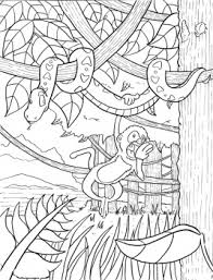 Small Picture Jungle Coloring Pages 13 Coloring Kids
