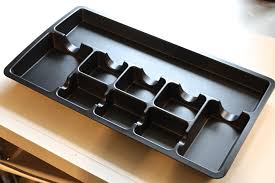 office drawer organizers. Spray Paint Cheap Desk Organizers In Gold Or Silver For Chic Makeup {Paint It Office Drawer