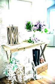 round entryway tables entry table decorating ideas how to decorate an entryway table entry table decor