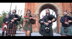 Among those drummers, at least one tenor drummer is mandatory. Is Amazing Grace Bagpipes A Scottish Song And Who Wrote It