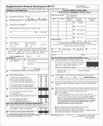 Generic Blank Job Application Generic Job Application Template Elegant 10 Sample Blank Job