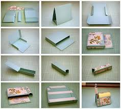 bits of paper easel sticky note holders