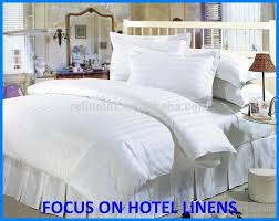 reliable supplier 100 indian cotton tea towel manufacturer of hotel bed set duvet cover set bed linen refine textile