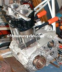 complete performance engines no core needed xs650 and wiseco big