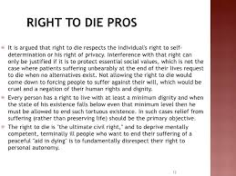 the right to die class powerpoint 11 12