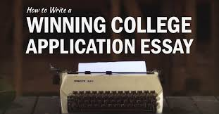 how to write a winning college application essay college info geek
