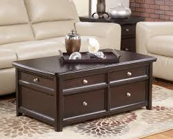 coffee table round coffee table ashley furniture coffee table