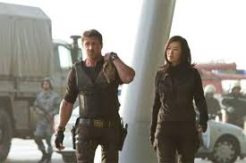 She was born in las vegas, nevada, the daughter of chris, a bird sanctuary worker, and don carpenter, a salesman. New Expendables 2 Stills Show Off The Gang S First Female Member Cinemablend