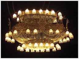 if you remember this chandelier is a central part in the phantom s terrorizing of the opera managers and actors