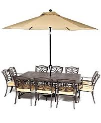 ONLINE EXCLUSIVE Oasis Outdoor Aluminum 7Pc Dining Set 84Macys Outdoor Furniture Clearance