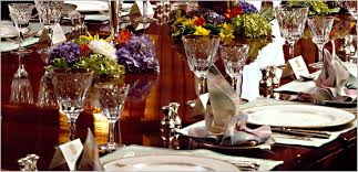decorating ideas for rehearsal dinner tables elegant spring table elegant dinner table setting ideas