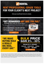 Home Depot Pro Flyer October 1 To 15