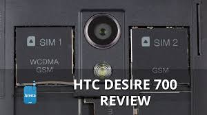 HTC Desire 700 Review - YouTube