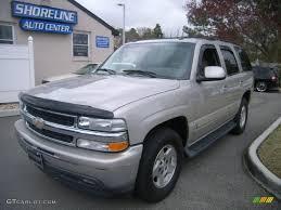2005 Silver Birch Metallic Chevrolet Tahoe LT #27625879 | GTCarLot ...
