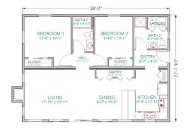 alluring ranch style open floor plans 4 plan house for with concept car