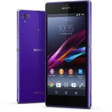 sony xperia z1 purple. sony xperia z1 c6903 - 16 gb, 4g lte, purple souq.com