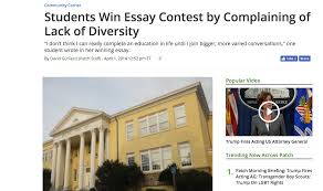 white privilege essay contest stirs controversy in wealthy image zoom