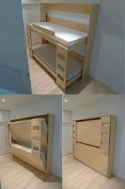 Double Murphy Bunk Bed for Kids   Murphy bunk beds, Bunk bed and Murphy bed