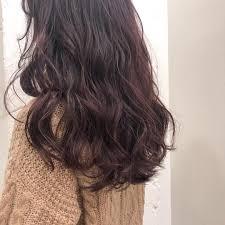 髪色にも春がやってきたふんわり可愛いココアピンクでパッと目を