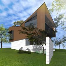 Paddington Residence  House Design  Raw Materials  Natural Residential Architects Brisbane