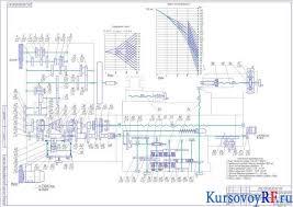 Модернизация многорукояточного механизма переключения передач  все чертежи