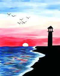 easy canvas painting ideas best canvas painting ideas for beginners easy canvas painting ideas nature