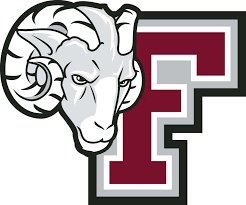 fordham college logo. fordham university rams, ncaa division i/atlantic 10 conference, bronx, new york · logouniversity collegefordham college logo n