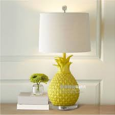 Ikea Original Single Simple European Style Ceramic Pineapple Yellow