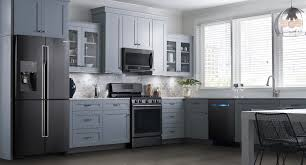These Samsung Black Stainless Steel Appliances Look Beautiful In My