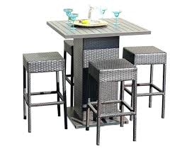 outdoor bar furniture outdoor bar furniture sets outdoor pub table with bar stools 5 piece set outdoor bar furniture