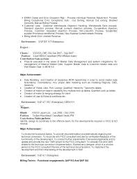 Sample Manual Testing Resumes Custom Sap Fico Testing Resume Nmdnconference Example Resume And