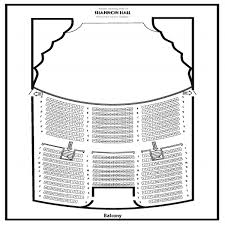 Shannon Hall Seating Wisconsin Union
