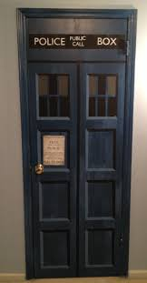 Tardis Design Plans Make Your Own Tardis Door 9 Steps With Pictures