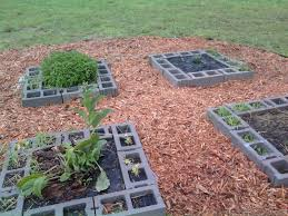 Small Picture Cinder Block Garden Design