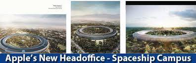 apple new head office. Apple-new-headoffice-a-all-that-glass-will- Apple New Head Office