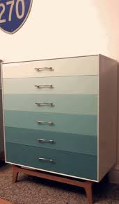 painted mid century furniture630 best painted furniture and more images on Pinterest