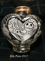 corpse bride emily stash jar by kitty piston